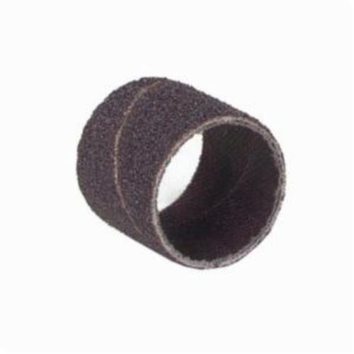 Norton® Merit® 08834196825 Coated Spiral Band, 1/2 in Dia x 2 in L, 40 Grit, Extra Coarse Grade, Aluminum Oxide Abrasive