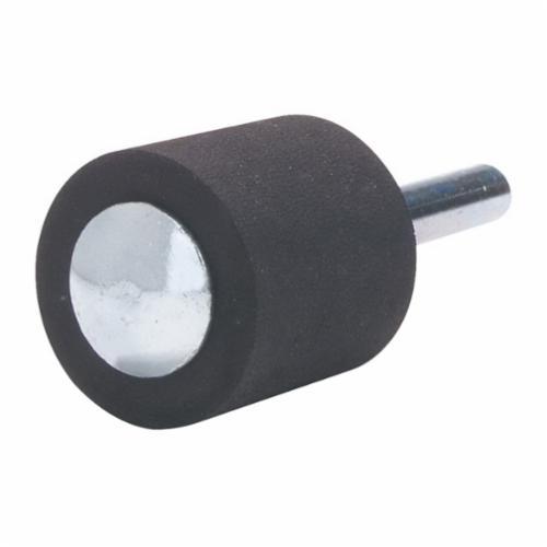 Norton® Merit® 08834196904 Expanding Drum, 1/2 in Dia x 1/2 in L, 1/4 in Dia Shank, 30000 rpm