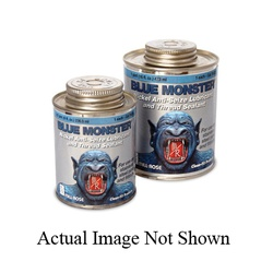 Cleanfit Blue Monster® 76020 Anti-Seize Lubricant, 0.5 pt, Solid Form, Nickel, 1.2