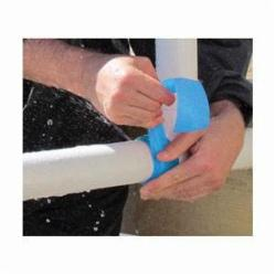 Cleanfit Blue Monster® 76085 Self-Fusing Compression Seal Tape, 12 ft L x 1 in W x 0.045 in THK