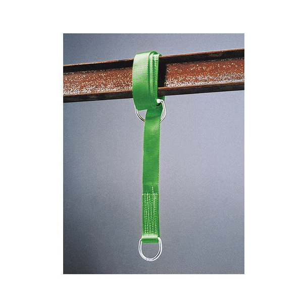 Honeywell Miller® 8183/3FTGN Temporary Cross-Arm Strap With (2) D-Rings, 3 ft L, Polyester, Green