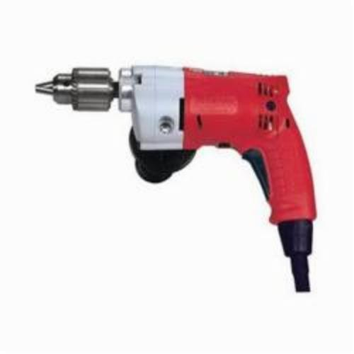 Milwaukee® 0244-1 Magnum™ Grounded Heavy Duty Electric Drill, 1/2 in Keyed Chuck, 120 VAC, 0 to 700 rpm, 10-1/2 in OAL, Tool Only