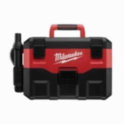 Milwaukee® 0880-20 M18™ Cordless Vacuum, 2 gal, 18 VDC, Polycarbonate Housing