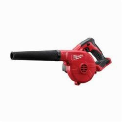 Milwaukee® 0884-20 M18™ Compact Blower, 160 mph, 18 VDC Lithium-Ion Battery