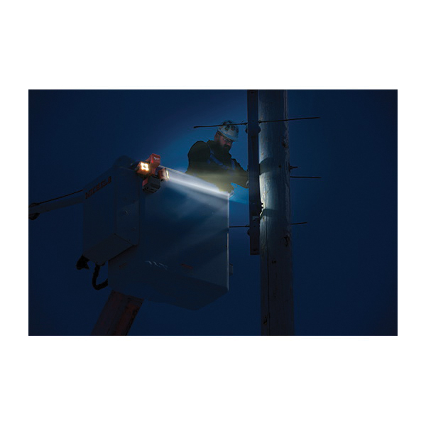 Milwaukee® 2122-22HD M18™ Utility Bucket Light Kit, LED Lamp, 18 VDC, Clamp/Flat Base