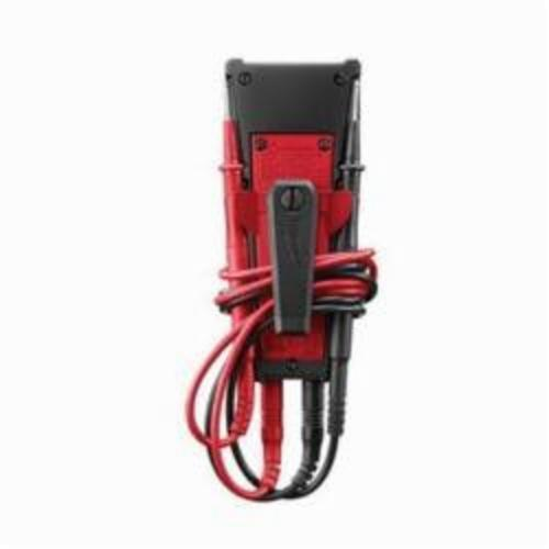 Milwaukee® 2212-20 Auto-Function Auto Voltage/Continuity Tester, 600 VAC/VDC, +/-3% + 5 Digits Accuracy, LCD Display