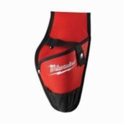 Milwaukee® M12™ 2335-20 Heavy Duty Tool Holster With Bit Storage, Ballistic Nylon, Black/Red