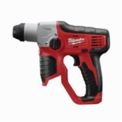 Milwaukee® M12™ 2412-20 Cordless Rotary Hammer, 1/2 in Keyless/SDS Plus® Chuck, 12 VDC, 800 rpm No-Load, Lithium-Ion Battery