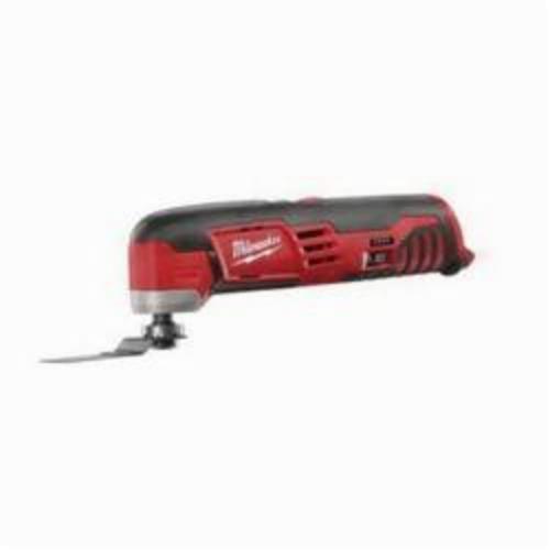 Milwaukee® 2426-20 M12™ Cordless Oscillating Multi-Tool Kit, 5000 to 20000 opm, 12 VDC, Lithium-Ion Battery