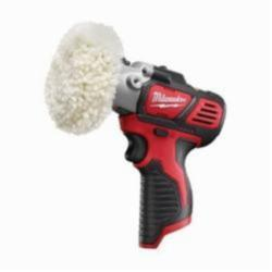 Milwaukee® M12™ 2438-20 Variable Speed Cordless Polisher/Sander, 12 VAC, M12™ REDLITHIUM™ Battery