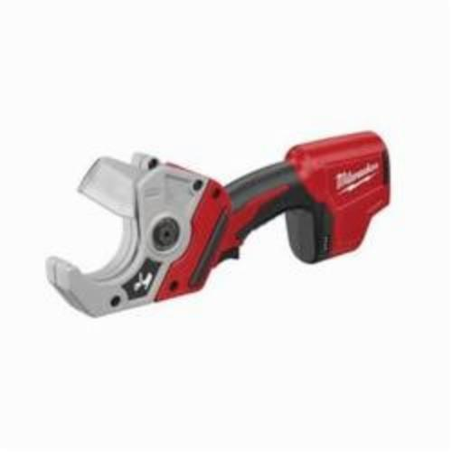 Milwaukee® 2470-20 M12™ Cordless Pipe Shear, 2 in Cutting, 14-3/8 in OAL, Lithium-Ion Battery