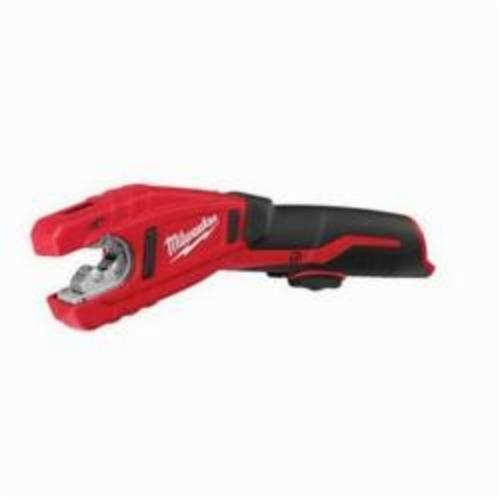 Milwaukee® 2471-20 M12™ Cordless Tubing Cutter, 1/2 to 1-1/8 in OD Cutting, 12 VDC, Lithium-Ion Battery