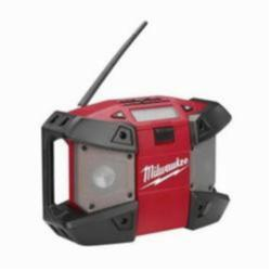 Milwaukee® 2590-20 M12™ Cordless Radio, 12 VDC, Lithium-Ion Battery, Tool Only
