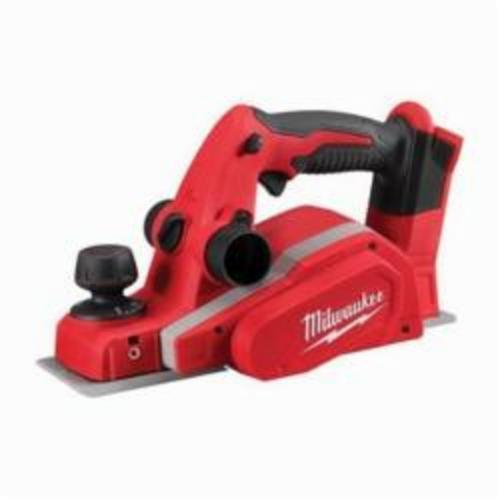 Milwaukee® 2623-20 M18™ Cordless Planer, 3-1/4 in W Cutting, 5/64 in Depth of Cut, 14000 rpm, 18 VDC, Lithium-Ion Battery