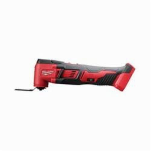 Milwaukee® M18™ 2626-20 Cordless Oscillating Multi-Tool, 11000 to 18000 opm Speed, 18 VDC, Lithium-Ion Battery