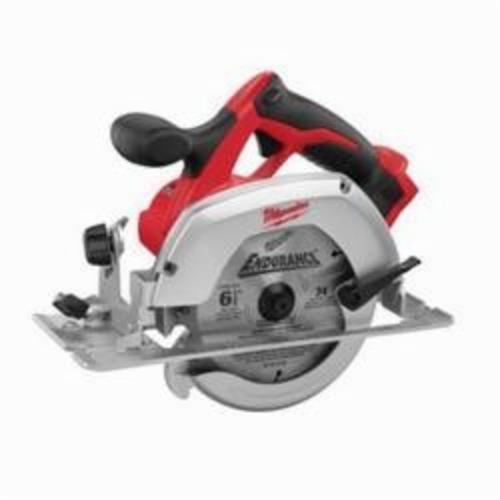 Milwaukee® 2630-20 M18™ Cordless Circular Saw, 6-1/2 in Blade, 5/8 in Arbor/Shank, 18 VDC, Lithium-Ion Battery, Left Blade Side