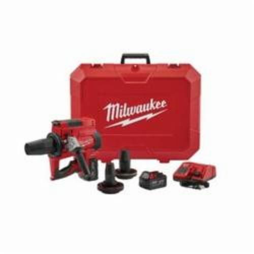 Milwaukee® 2633-22 M18™ FORCELOGIC™ Cordless Expansion Tool Kit, 2 in, 2-1/2 in, 3 in Tubing, 18 VDC, Lithium-Ion Battery
