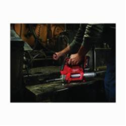 Milwaukee® M18™ 2646-21CT 2-Speed Cordless Grease Gun Kit, 14.5 oz Cartridge, 10000 psi Operating