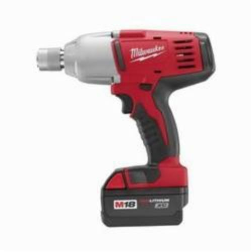 Milwaukee® M18™ 2665-22 Utility Cordless Impacting Drill Kit, 7/16 in Chuck, 18 VDC, 0 to 1900 rpm No-Load, 9-1/2 in OAL, XC™ Lithium-Ion Battery