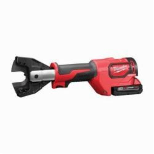 Milwaukee® 2672-21 M18™ FORCELOGIC™ Cordless Cable Cutter Kit, 750 MCM Copper, 1000 MCM Aluminum Cutting Capacity, 18 VDC, 2 Ah Lithium-Ion Battery