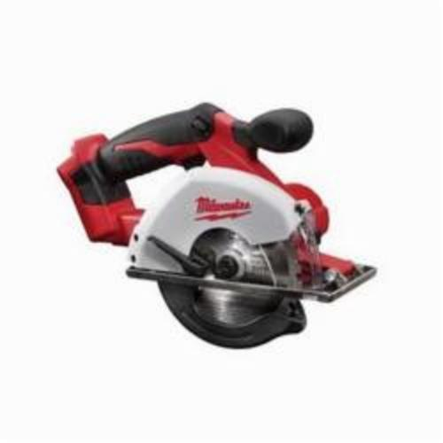Milwaukee® 2682-20 M18™ Metal Saw, 5-3/8 in Blade, 20 mm Arbor/Shank, 18 VDC, Lithium-Ion Battery