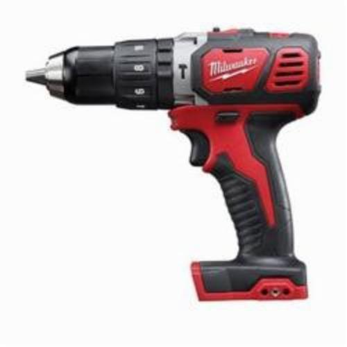 Milwaukee® M18™ REDLITHIUM™ 2697-22 Cordless Combination Kit, Tools: Hammer Drill, Impact Driver, 18 VDC, 3 Ah Lithium-Ion Battery, Keyless Blade