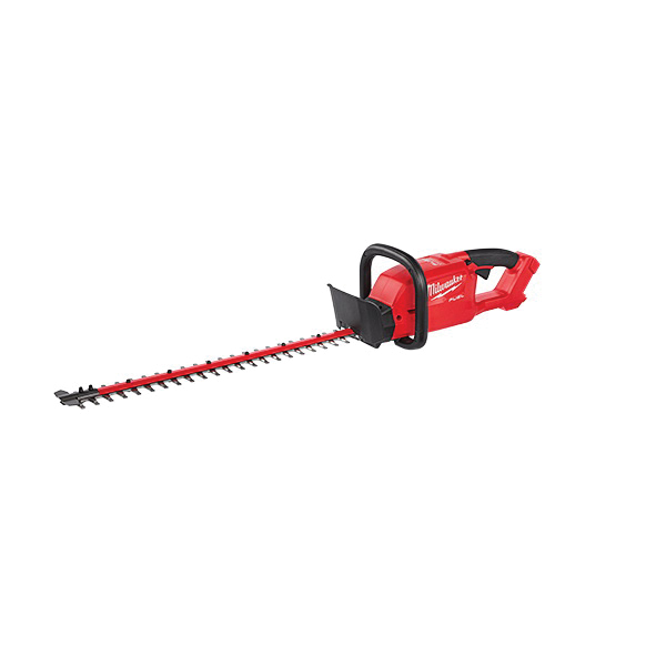 Milwaukee® 2726-20 M18™ FUEL™ Cordless Heavy Duty Hedge Trimmer, 3/4 in Cutting Capacity, Double Sided Dual Blade, 18 VDC, 42-1/2 in OAL, Lithium-Ion Battery, Plastic, Tool Only