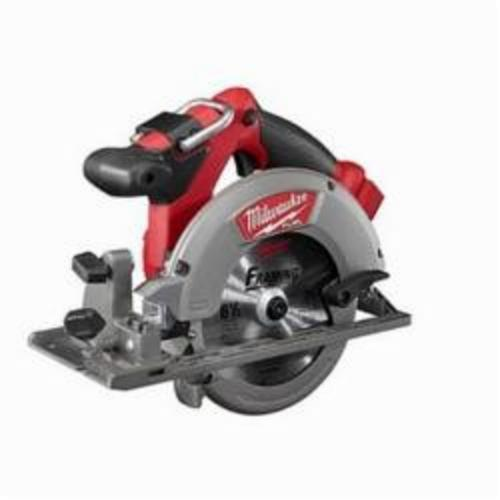 Milwaukee® 2730-20 M18™ FUEL™ Cordless Circular Saw, 6-1/2 in Blade, 5/8 in Arbor/Shank, 18 VDC, Lithium-Ion Battery