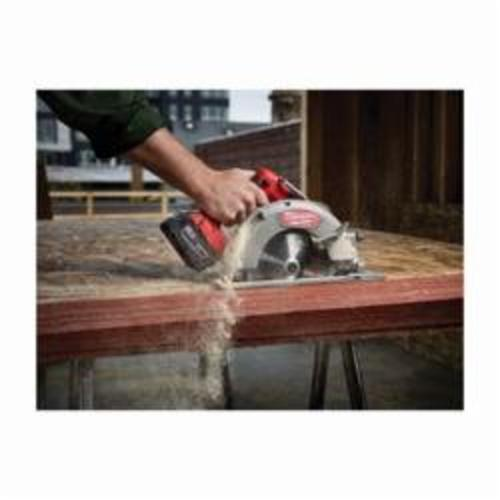 Milwaukee® 2731-20 M18™ FUEL™ Cordless Circular Saw, 7-1/4 in Blade, 5/8 in Arbor/Shank, 18 VDC, Lithium-Ion Battery