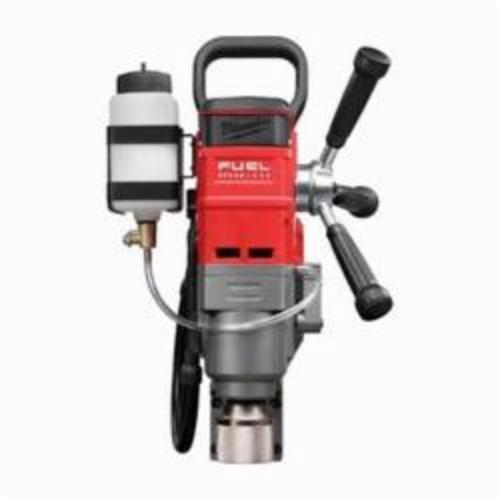 Milwaukee® 2787-22 M18™ FUEL™ Permanent Magnetic Drill Kit, 3/4 in Chuck, 1-1/4 in Drill to Center From Base, 400/690 rpm Spindle, 18 VDC