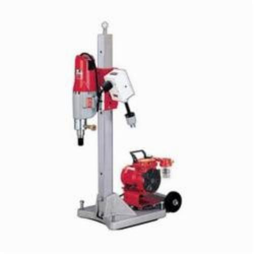 Milwaukee® 4120-22 Vac-U-Rig® Diamond Coring Rig, 4.8 hp, 120 VAC, 20 A, Tool Only