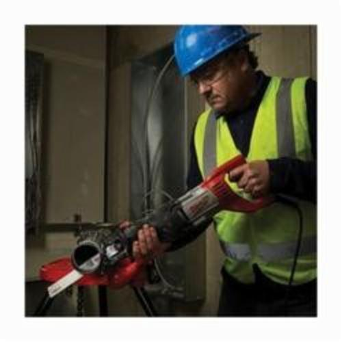 Milwaukee® 48-00-8789 Sawzall® The Torch™ Demolition Double Duty Straight Back Reciprocating Saw Blade, 12 in L x 1 in W, 18, Bi-Metal Body, Universal Tang