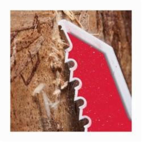 Milwaukee® SAWZALL™ 48-01-7035 Thin Kerf Profile Reciprocating Saw Blade, 6 in L x 3/4 in W, 5, Bi-Metal Body, Toothed Edge/Universal Tang