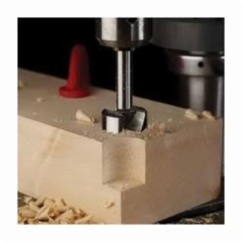 Milwaukee® 48-14-1374 Forstner Bit, 1-3/8 in Dia, 3-1/2 in OAL, 3/8 in Shank
