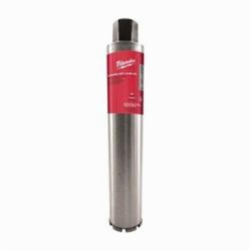 Milwaukee® 48-17-2040 Wet Core Bit, 4 in Drill - Fraction, 0.1575 in Drill - Decimal Inch