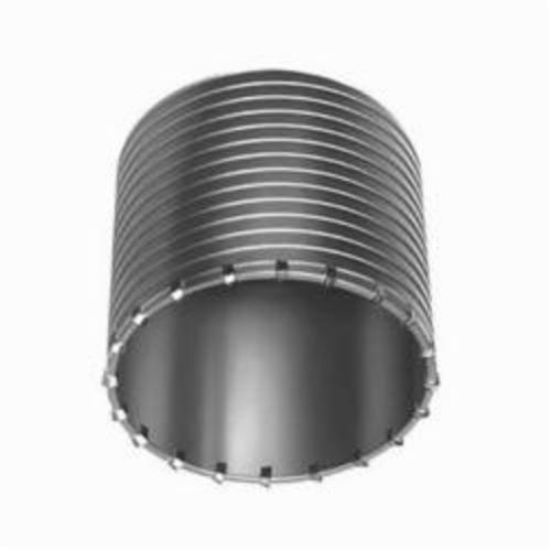 Milwaukee® 48-20-5165 Heavy Duty Thick Wall Core Bit, 6 in Drill - Fraction, 0.2362 in Drill - Decimal Inch, Metal