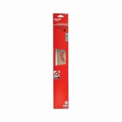 Milwaukee® 48-22-0228 Saw Replacement Blade, 18 in L Blade, 10, Steel Blade