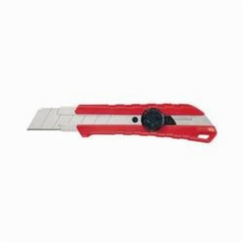 Milwaukee® 48-22-1965 General Purpose Utility Knife, 25 mm W Retractable Snap-Off Blade, Micro Carbide Blade, 1 Blade Included, 7 in OAL