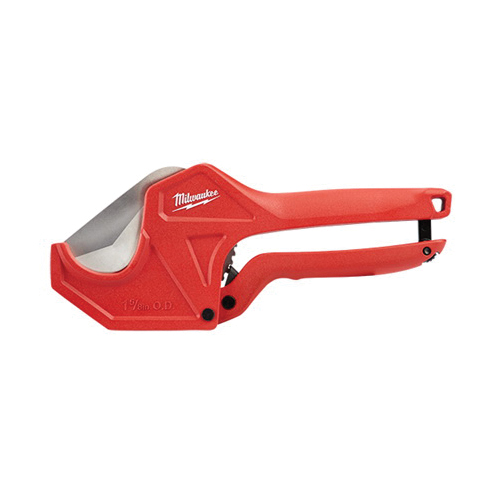 Milwaukee® 48-22-4210 Ratcheting Pipe Cutter, 1-5/8 in, Ergonomic Handle
