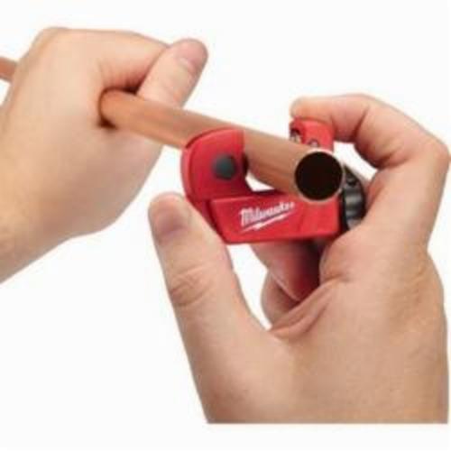 Milwaukee® 48-22-4250 Mini Tubing Cutter, 1/2 in, 0.8 in W Jaw
