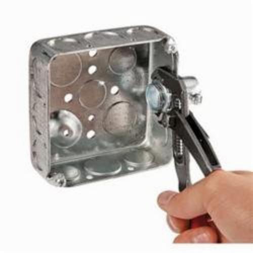 Milwaukee® 48-22-6210 Gen II 22-Position Quick Adjust Hex Jaw Plier, 2 in Nominal, 1-1/2 in L x 1/4 in W Alloy Steel V-Shape Jaw, 10 in OAL