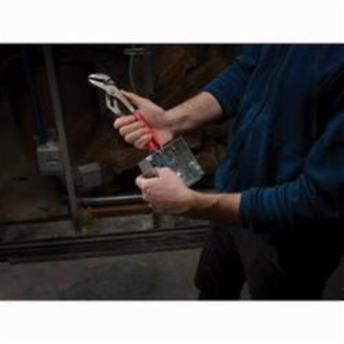 Milwaukee® 48-22-6312 Gen II Straight Jaw Plier, 2-1/4 in Nominal, 1.42 in L Alloy Steel Jaw, 12 in OAL