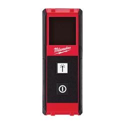 Milwaukee® 48-22-9801 Laser Distance Meter, +/-1/8 in, Digital Display
