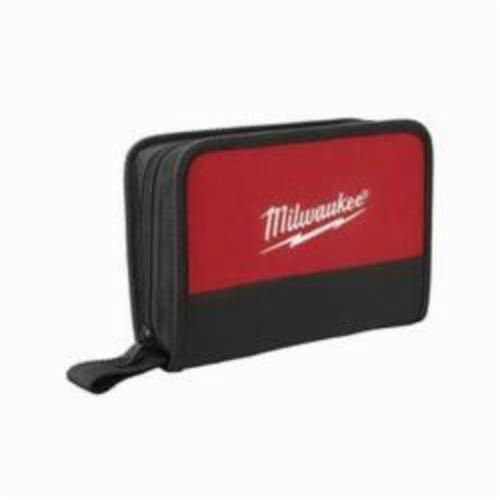 Milwaukee® 48-55-0170 Soft Zippered Accessory Case, 5 in L x 10-1/2 in W x 1-1/2 in D, Nylon