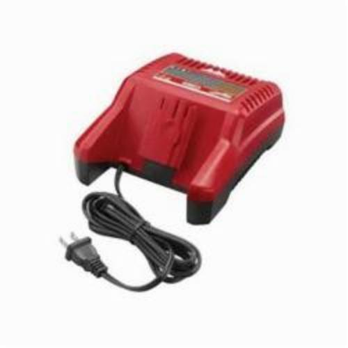 Milwaukee® 48-59-2819 Charger, For Use With Milwaukee® V28™ and M28™ Battery, Lithium-Ion Battery, 1 hr Charging Time, 1 Battery