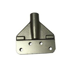 Milwaukee® 48-62-1921 Replacement Scraper Mounting Head, For Use With Floor Scraper, 2 in OAL, 0.1 in Dia Round Hex Shank