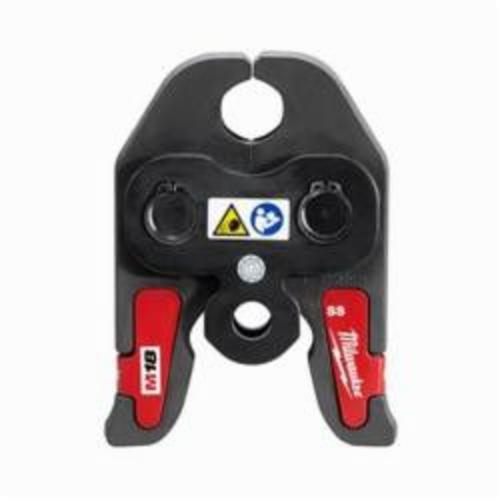 Milwaukee® 49-16-2650S M18™ Press Jaw, For Use With M18™ FORCE LOGIC™ Press Tool, 1/2 in Jaw Capacity, Stainless Steel
