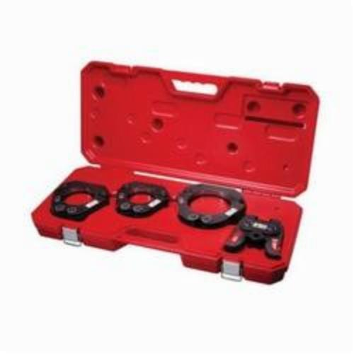 Milwaukee® 49-16-2690 M18™ FORCELOGIC™ Press Ring Kit, For Use With M18™ FORCE LOGIC™ Press Tool, 2-1/2 to 4 in Jaw Capacity, Steel