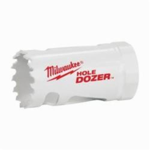 Milwaukee® 49-22-4073 Hole Dozer™ Door Lock Installation Hole Saw Kit, 10 Pieces, Bi-Metal