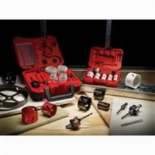Milwaukee® 49-56-2873 Hole Saw, 2-7/8 in Dia, 1-5/8 in D Cutting, Tungsten Carbide Cutting Edge